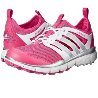 Adidas Climacool II Golf Shoes Ladies Rasberry Rose/FTWR White