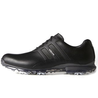 Adidas Adipure Classic Golf Shoes Core Black/Core Black