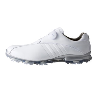 Adidas Adipure Ray Boa Golf Shoes FTWR White/FTWR White