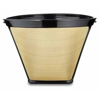 Medelco One All GF214 #4 Permanent Cone-style Coffee Filter