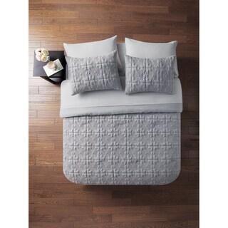 Copper Grove Westhoek Embossed 5 or 7-piece Bed in a Bag