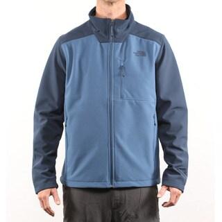 The North Face Men's Shady Blue/ Urban Navy Apex Bionic 2 Jacket