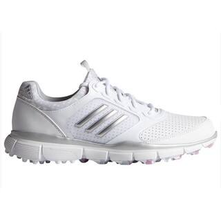 Adidas Women's Adistar Sport White/ Matte Silver/ Wild Orchid Golf Shoes|https://ak1.ostkcdn.com/images/products/13470765/P20157993.jpg?impolicy=medium