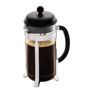 Bodum 3 cup Java French Press Coffee Maker, 12 oz, Black