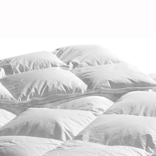 Highland Feather Cordoba White Down Comforter
