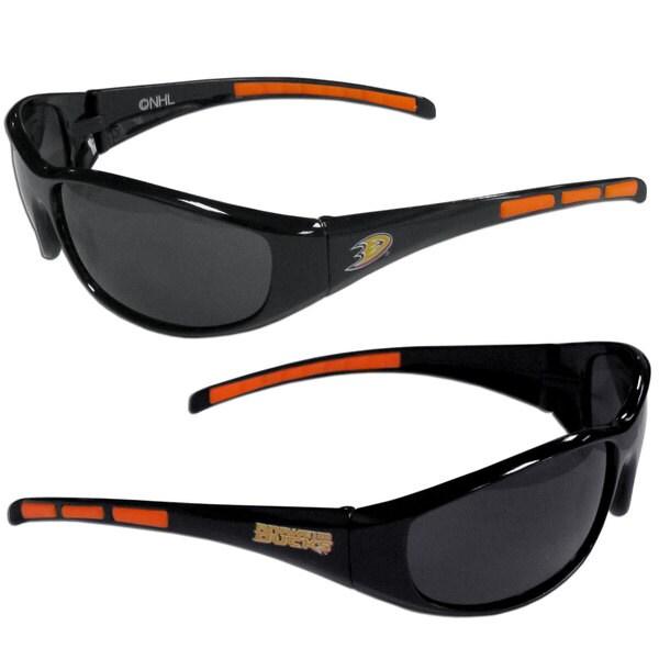 NHL Anaheim Ducks Wrap Sunglasses