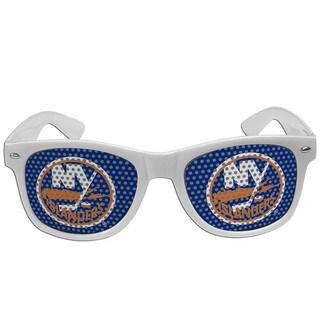 NHL New York Islanders Grey Plastic Game Day Shades