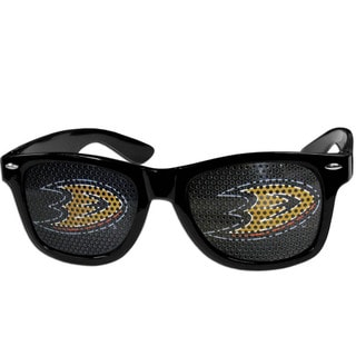 NHL Anaheim Ducks Black Game Day Shades