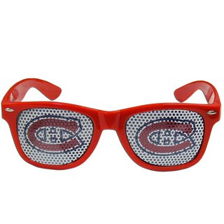 NHL Montreal Canadiens Red Game Day Shades