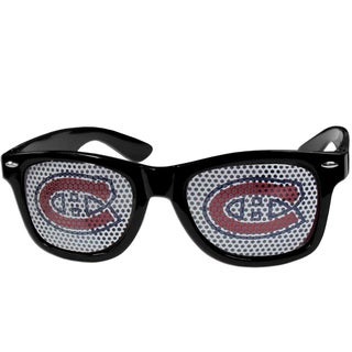 NHL Black Montreal Canadiens Game Day Shades