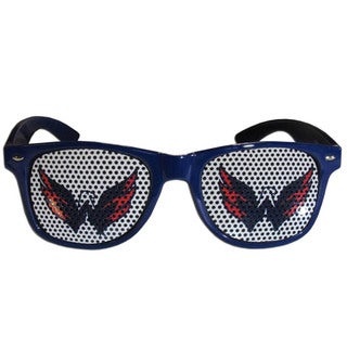 NHL Washington Capitals Plastic Game Day Shades