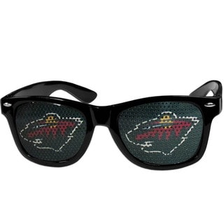 NHL Minnesota Wild Black Game Day Shades