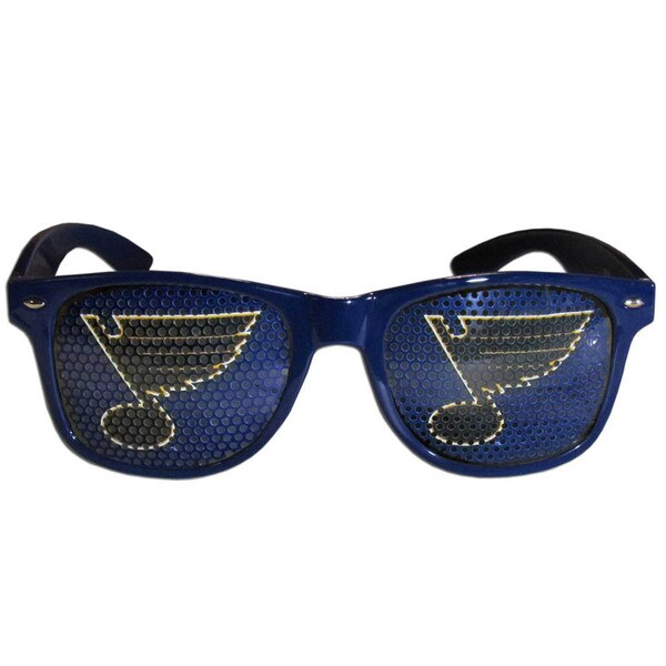 NHL Blue St. Louis Blues Game Day Shades