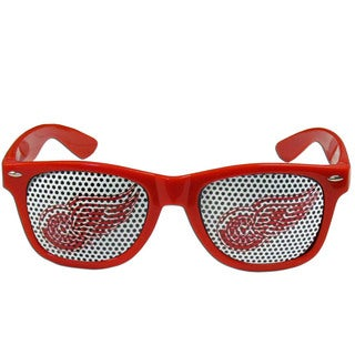 NHL Detroit Red Wings Game Day Shades