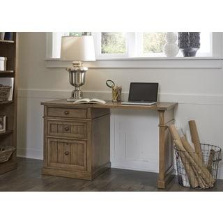 Cumberland Rustic Oak Student Desk