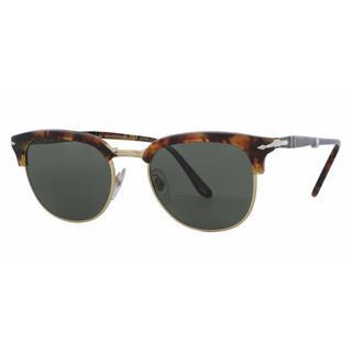 Persol Mens PO3132S 108/58 Havana Plastic Phantos Sunglasses