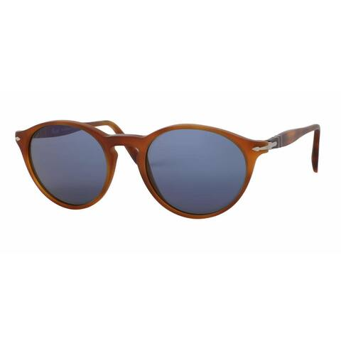 181ebd4807 Persol Mens PO3092SM 900656 Crystal Plastic Phantos Sunglasses