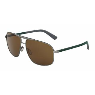 Dolce & Gabbana Mens DG2154 128873 Plastic Metal Cateye Sunglasses
