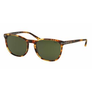 Polo Mens PH4107 535171 Havana Plastic Phantos Sunglasses
