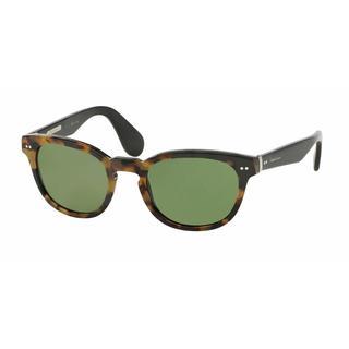Ralph Lauren Mens RL8130P 525452 Havana Plastic Phantos Sunglasses