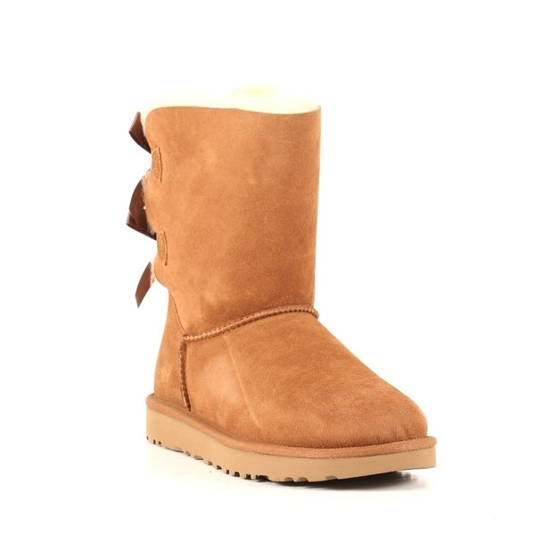5c4019c3722 Shop Women's UGG Bailey Bow II Boot - Free Shipping Today ...