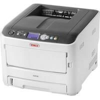 Oki C612n LED Printer - Color - 1200 x 600 dpi Print - Plain Paper Pr