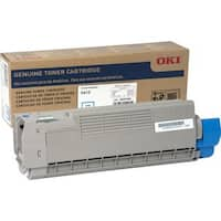 Oki Original Toner Cartridge - Cyan