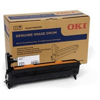 Oki 30K Black Image Drum for C612