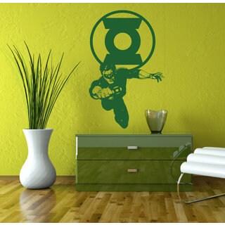 Hal Jordan decal, Superheroes decal, Superheroes stickers, Superheroes Vinyl Sticker Decal size 33x5