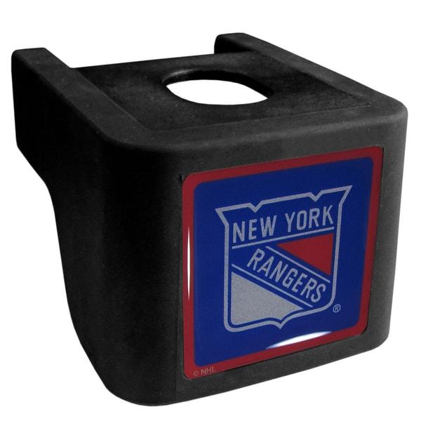 NHL New York Rangers Shin Shield Hitch Cover