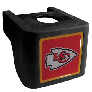 NFL Kansas City Chiefs Shin Shield Hitch Cover
