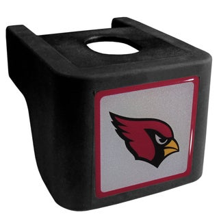 NFL Arizona Cardinals Black Shin Shield Hitch Cover