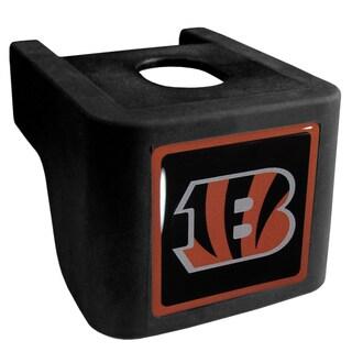 NFL Cincinnati Bengals Black Shin Shield Hitch Cover