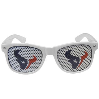 NFL Houston Texans White Game Day Shades