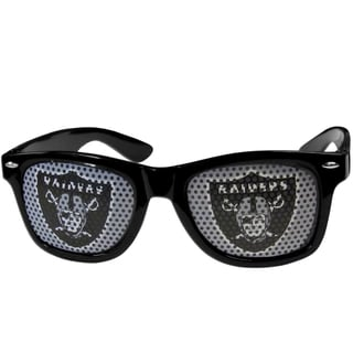 NFL Oakland Raiders Game Day Shades