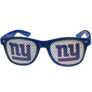 NFL New York Giants Blue Game Day Shades