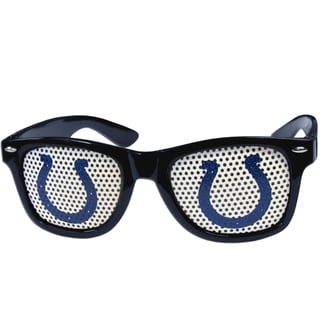 NFL Indianapolis Black/Blue/White Colts Game Day Shades