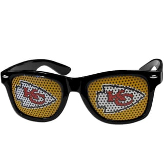NFL Kansas City Chiefs Black Game Day Shades