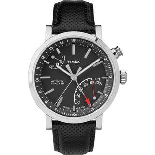 Timex Unisex TW2P81700 Metropolitan+ Activity Tracker Watch with Black Leather Strap https://ak1.ostkcdn.com/images/products/13474119/P20160855.jpg?impolicy=medium