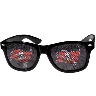 NFL Tampa Bay Buccaneers Black Game Day Shades