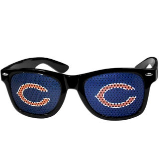 NFL Chicago Bears Black Game Day Shades