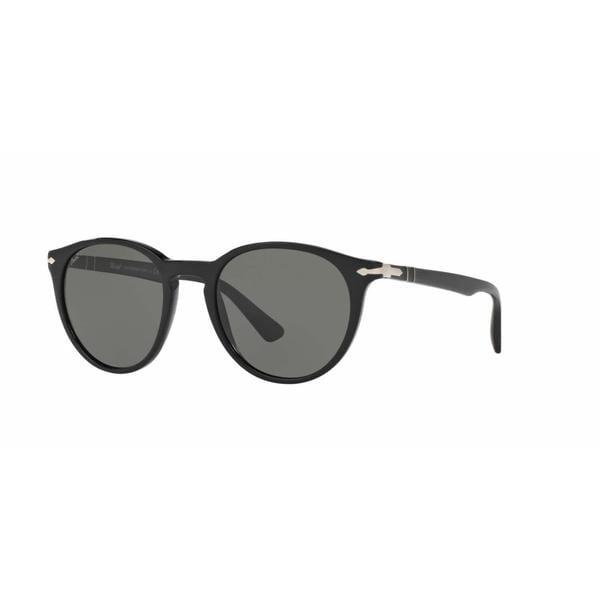 Persol Mens PO3152S 901458 Black Plastic Phantos Sunglasses