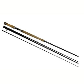 Fenwick AETOS Black/Brown Aluminum 15-foot Fly Fishing Rod