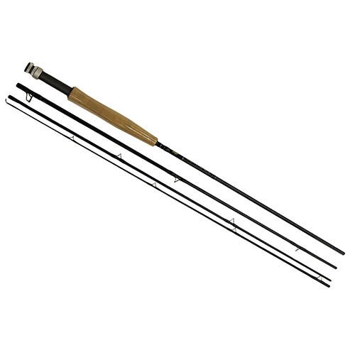 Fenwick AETOS 8.5-feet Length, 5-weight Line Rating, Fly Power, Fast Action 4-piece Fly Rod