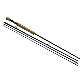 Fenwick Fly Power Fast Action AETOS Graphite 9-foot 6-inch 8wt Line Rating 4-piece Fly Rod