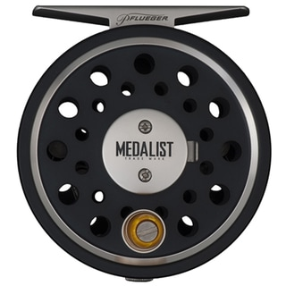 Pflueger Medalist 3/4 Reel Size, Gear Ratio: 1.1:1. WF3+75 Line Capacity, Ambidextrous Fly Reel