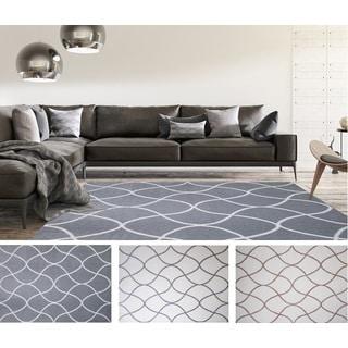 Home Dynamix Ramapo Collection Plush Microfiber Shag Area Rug (5'2 x 7'2)