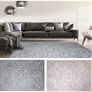 Home Dynamix Ramapo Collection Plush Microfiber Shag Area Rug (7'10 x 10'2)