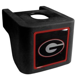 Collegiate Georgia Bulldogs Shin Shield Hitch Cover