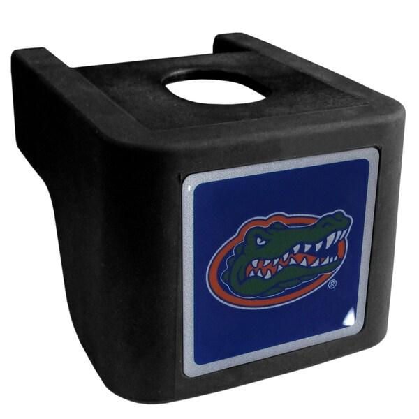 Collegiate Florida Gators Black Shin Shield Hitch Cover